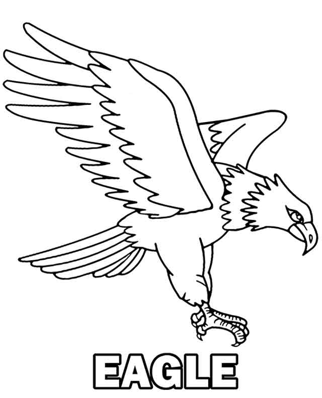 best free printable coloring for kids rain sticks craft adult floral crayola classic coloring pages Eagle Coloring Page