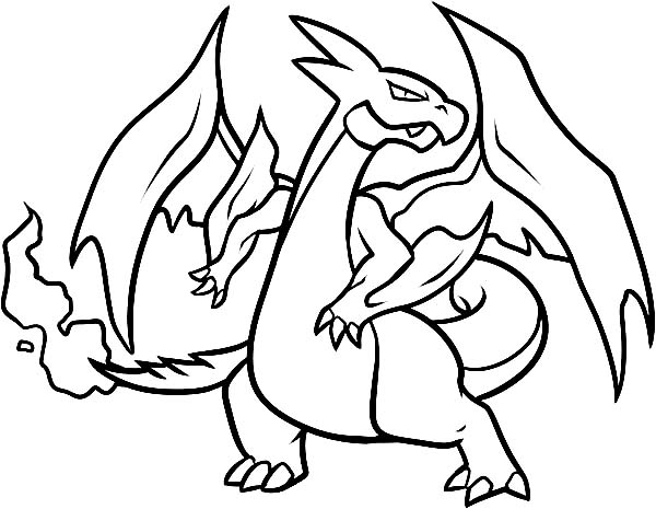 best ideas for coloring blue charizard to draw crayola corporate soap simple sheet coloring pages Charizard Coloring Page