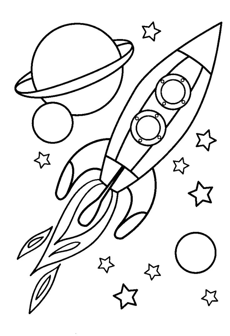 best spaceship coloring for toddlers planet space free printable ship over the blue coloring pages Space Ship Coloring Page