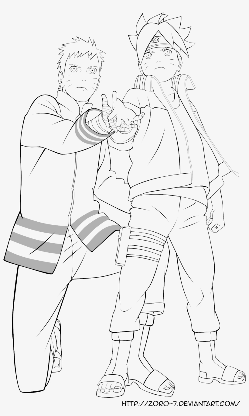 boruto coloring naruto 1592x2614 pngkit kids baseball colorings best friends colorin coloring pages Naruto Coloring Page