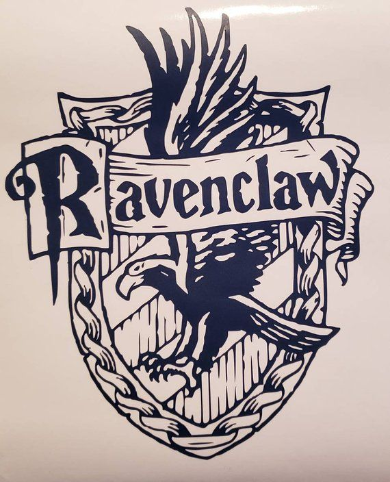 check out this item in my etsy shop https listing ravenclaw cr harry colors coloring coloring pages Ravenclaw Coloring Page