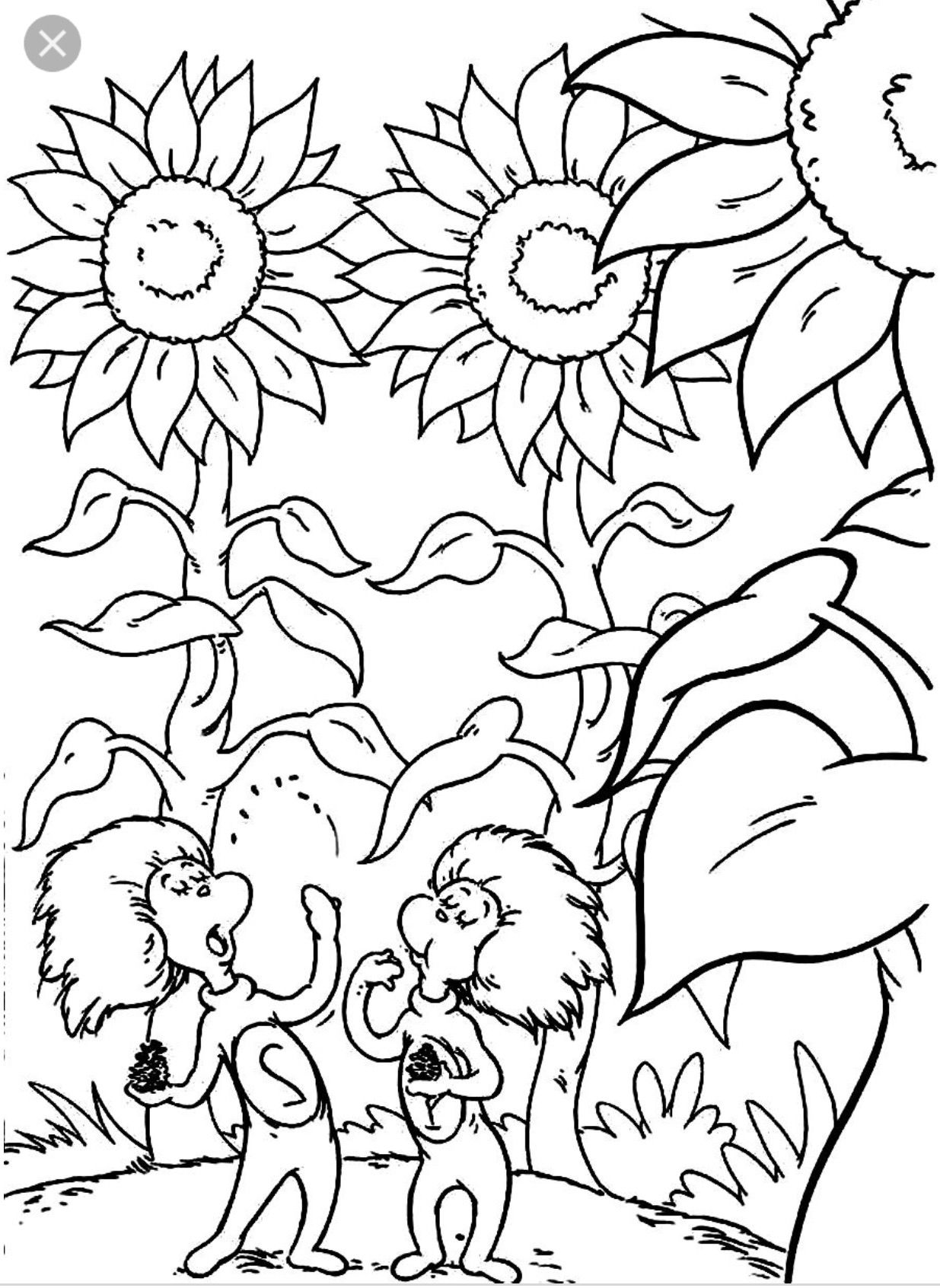 coloring charactors dr seuss for kids suess fall pdf was crayola the first crayons frozen coloring pages Dr.suess Coloring Page