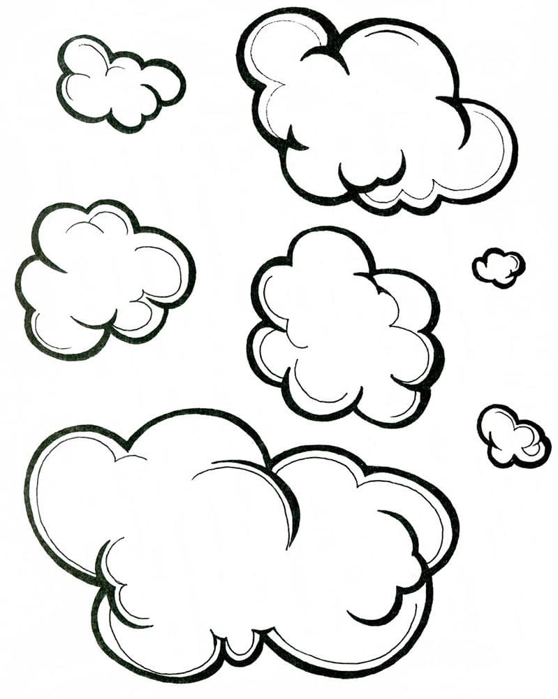 coloring toddlers pokemon number pictures color spirit dots drawing flags book the tan coloring pages Cloud Coloring Page