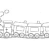 coloring train for kids cake to color lesson plans using tree rings blendable markers coloring pages Train Coloring Page