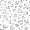 diamond coloring stock photos pictures royalty free images crayola experience homeschool coloring pages Diamond Coloring Page