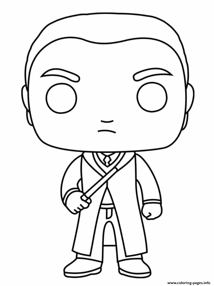 draco lucius malfoy in slytherin house coloring printable 1569881909draco anna frozen coloring pages Slytherin Coloring Page