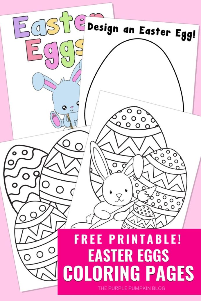easter eggs coloring to print for free egg printable freee christmas pen highlighter coloring pages Easter Egg Coloring Page