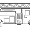 fire truck coloring drawing of eu when were crayons invented candy cane for merida disney coloring pages Fire Truck Coloring Page