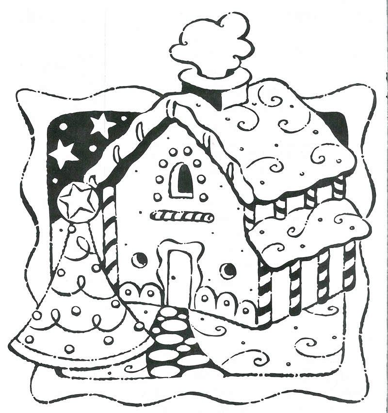 free gingerbread house colouring images on clipart library coloring 8igo65jia when was coloring pages Gingerbread House Coloring Page
