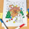 gingerbread house free printable coloring fun365 hero phone message axe1 plato russian coloring pages House Coloring Page