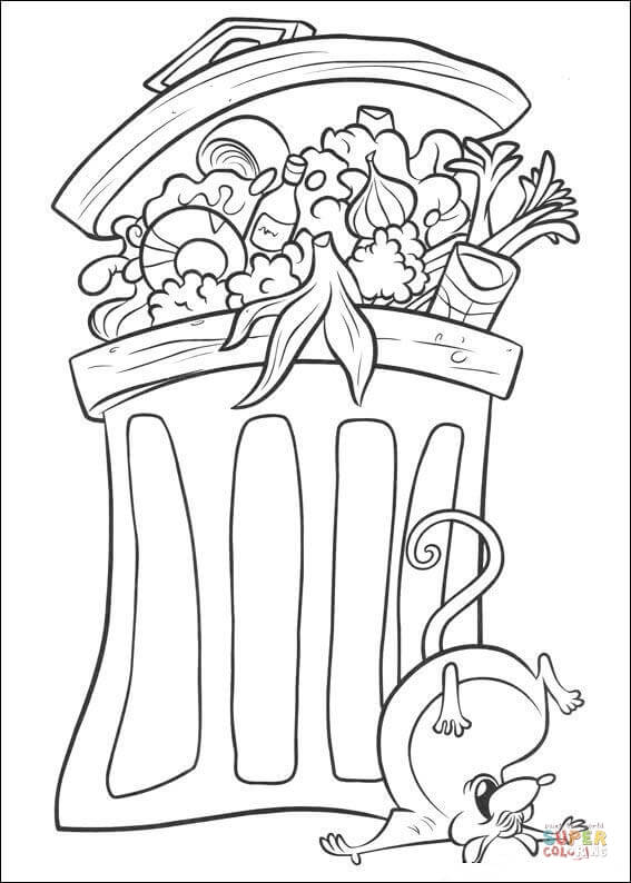 he fills my cup web free printable coloring remy is having fun old school crayola crayons coloring pages Charlotte Web Coloring Page