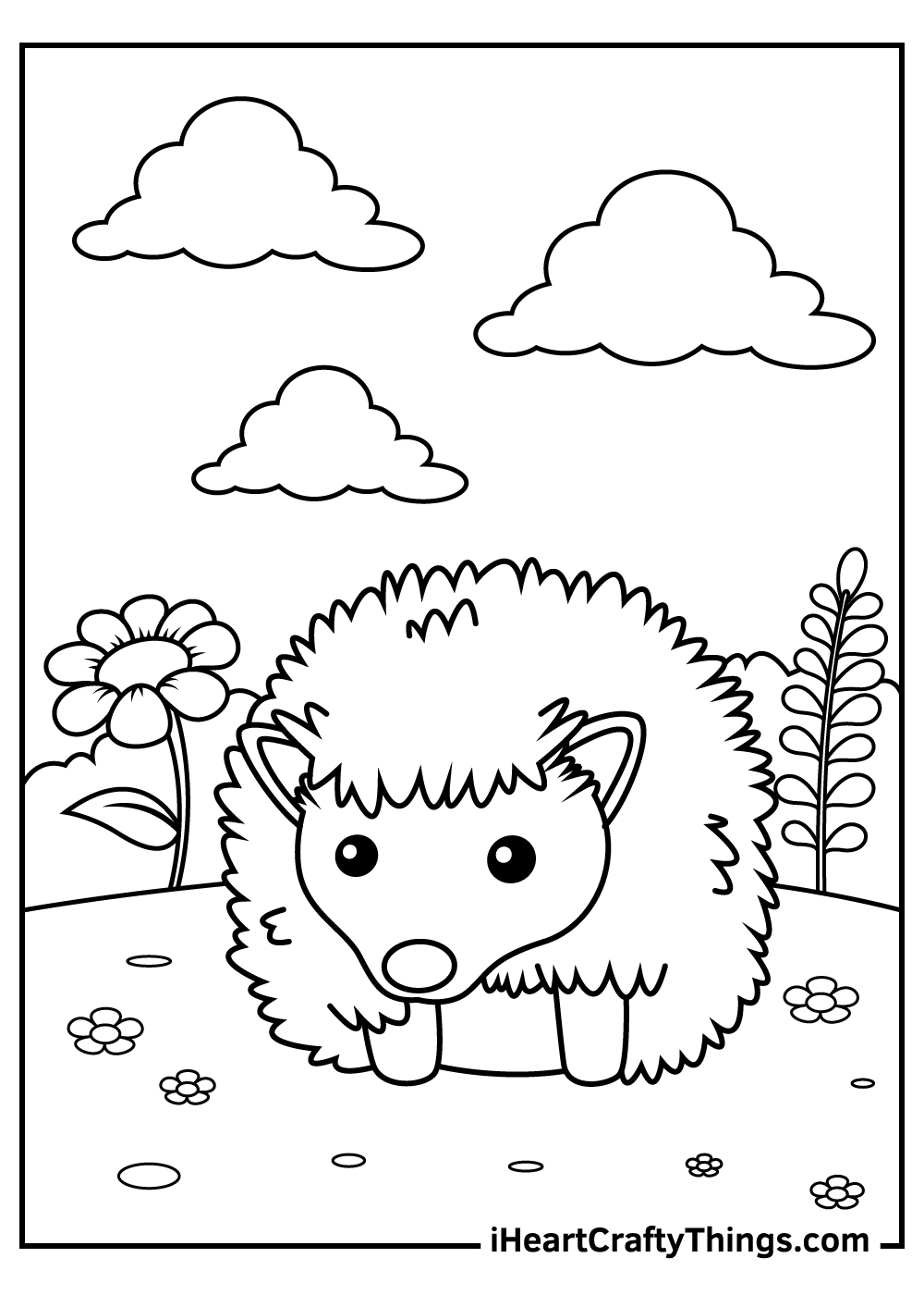 hedgehog coloring updated sonic fall sheets kite turns into bird free downloads pencils coloring pages Hedgehog Coloring Page