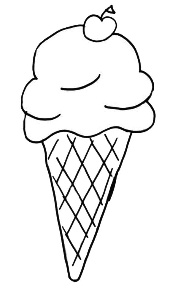 ice cream cone coloring high quality home cones riaykx4mt school spirit drawings pens coloring pages Ice Cream Cones Coloring Page