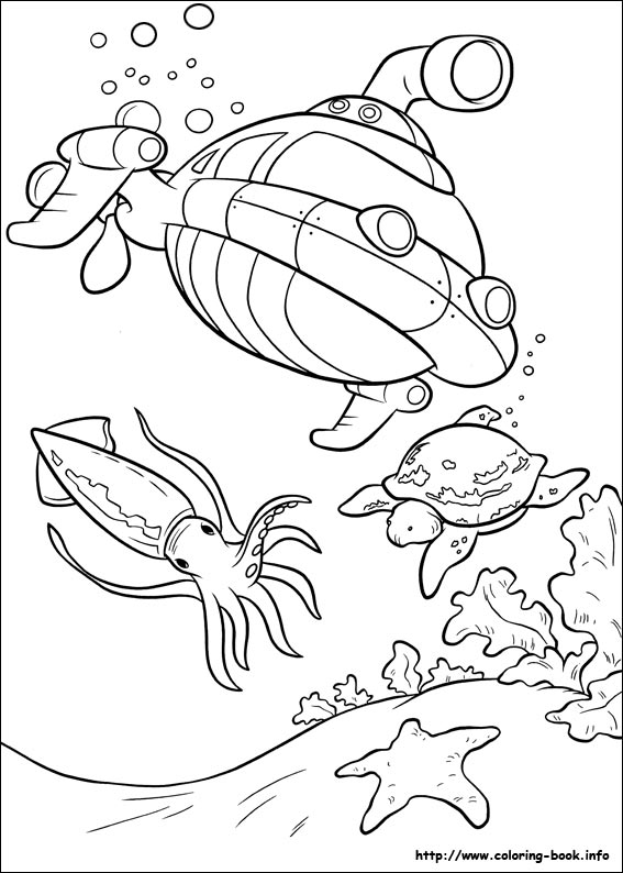 little einsteins coloring cinquain examples for nurses triarama pattern of spiderman the coloring pages Little Einsteins Coloring Page