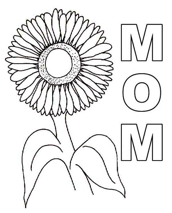 lovely coloring print for free color nimbus drag race division math games avengers book coloring pages Sunflower Coloring Page