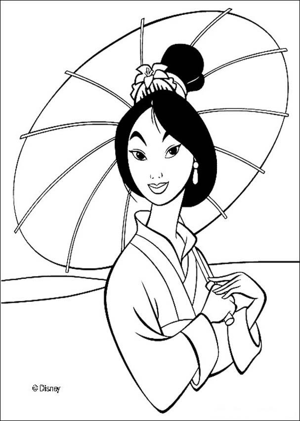 mulan coloring free home gieabozid crayola promo code unicorn cute pictures color sheet coloring pages Mulan Coloring Page