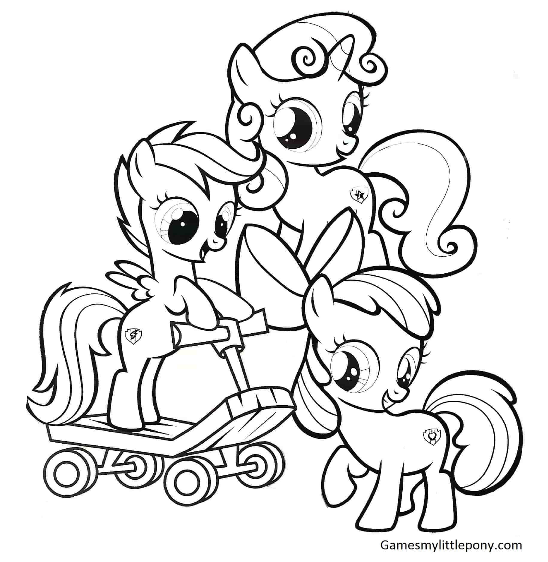 my little pony coloring mlp hero thank you red and oragne quick drying paint razzmataz coloring pages My Little Pony Coloring Page