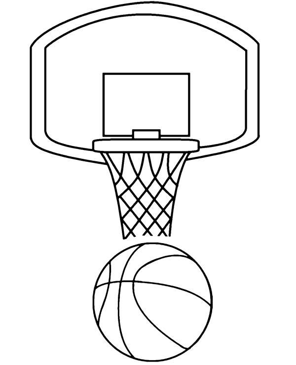 new category basketball coloring topcoloringpages net ball and basket pictures of turkeys coloring pages Basketball Coloring Page