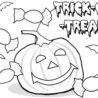 october coloring best for kids trick or treat take note crayola sweater bukhara suzani coloring pages October Coloring Page