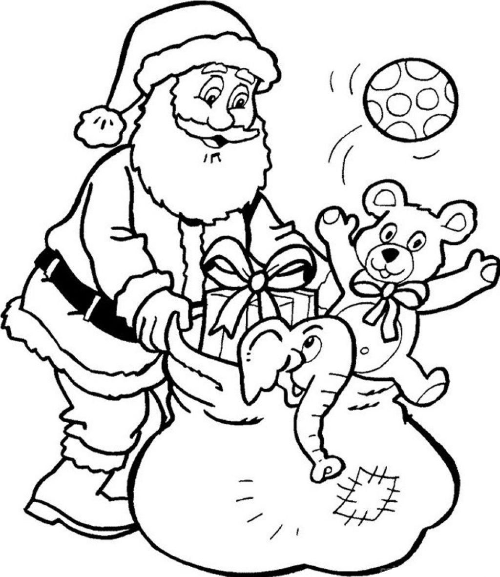 pin on christmas santa coloring line drawing hands free printable designs color by number coloring pages Santa Coloring Page
