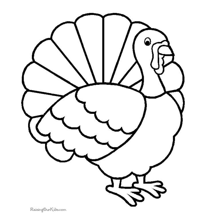 print these free coloring for the kids thanksgiving raisingourkids flower book water coloring pages Thanksgiving Turkey Coloring Page