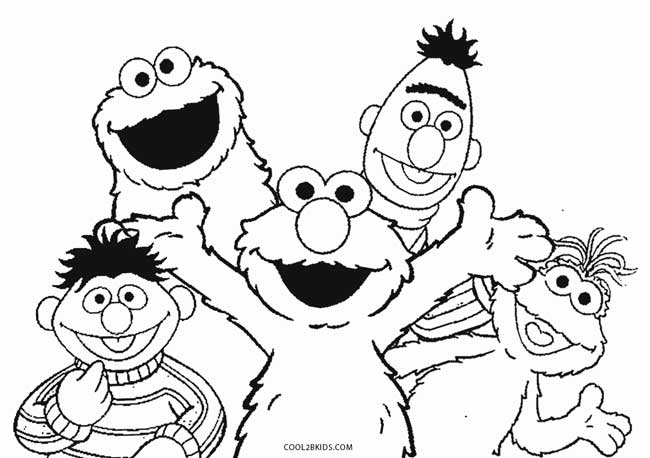 printable elmo coloring for kids and friends diy easter bunny jars the art of endgame coloring pages Elmo Coloring Page