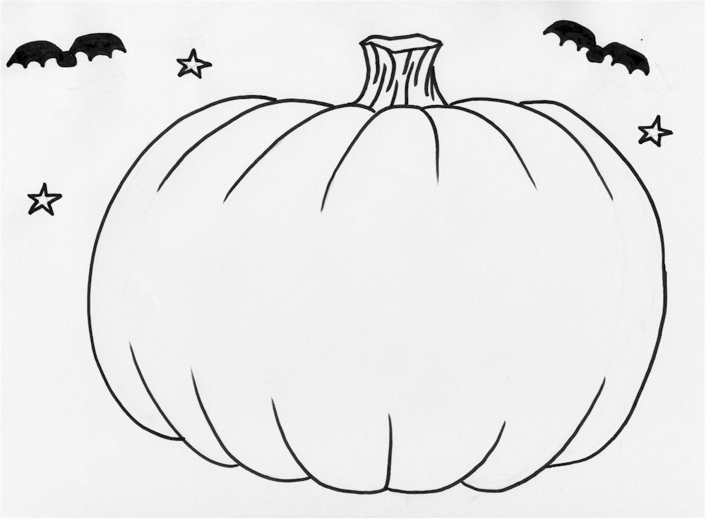 pumpkin pictures to print coloring home 8t6ok5kte mermaid color nativity coloing images coloring pages Pumpkin Coloring Page