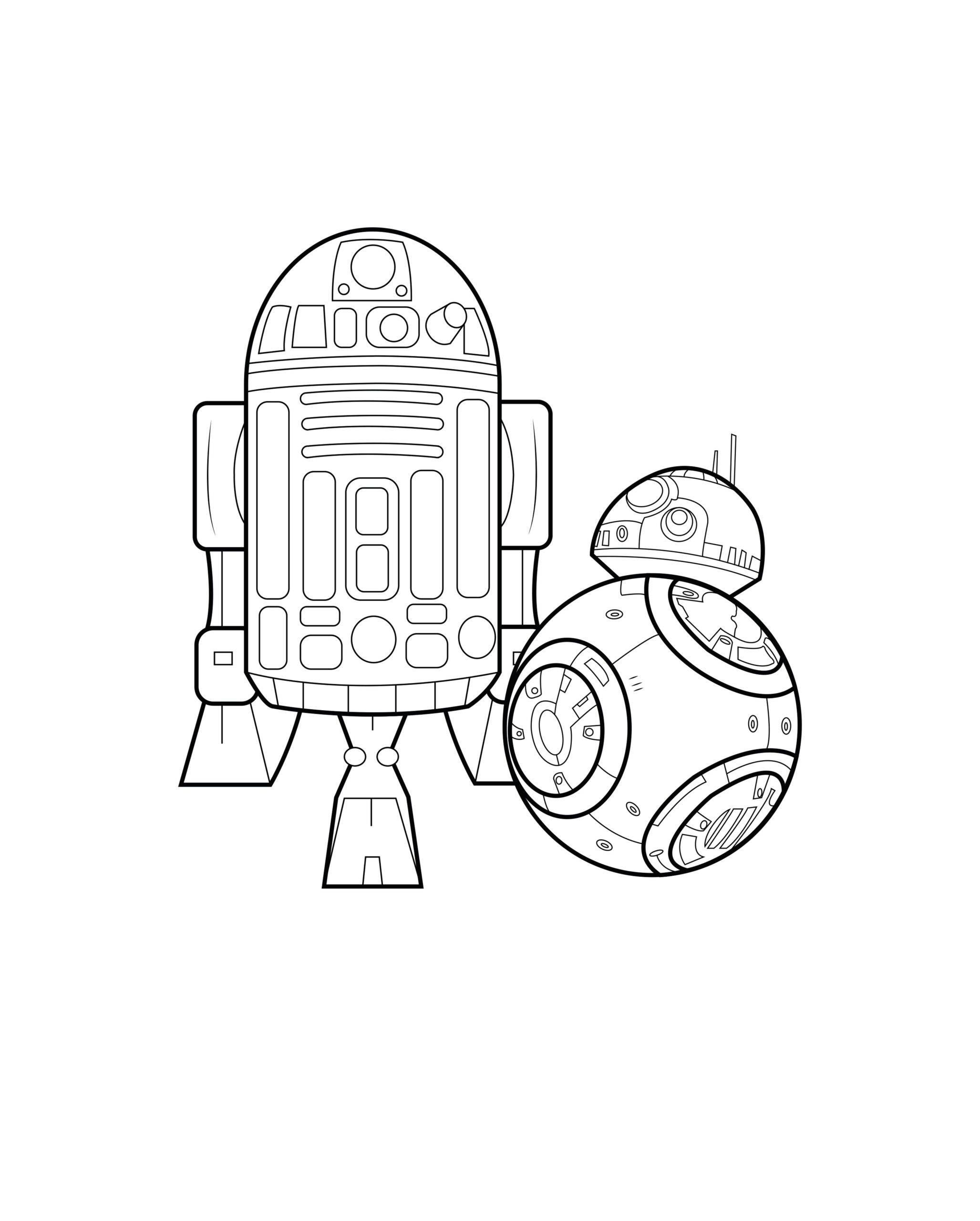 r2d2 by allan movies adult coloring paint sets for children super heros cerulean blue coloring pages R2d2 Coloring Page