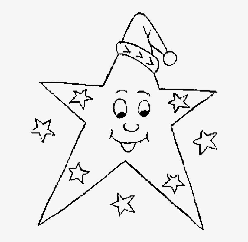 star coloring sheets for christmas colouring transparent 619x746 free on nicepng the coloring pages Christmas Star Coloring Page
