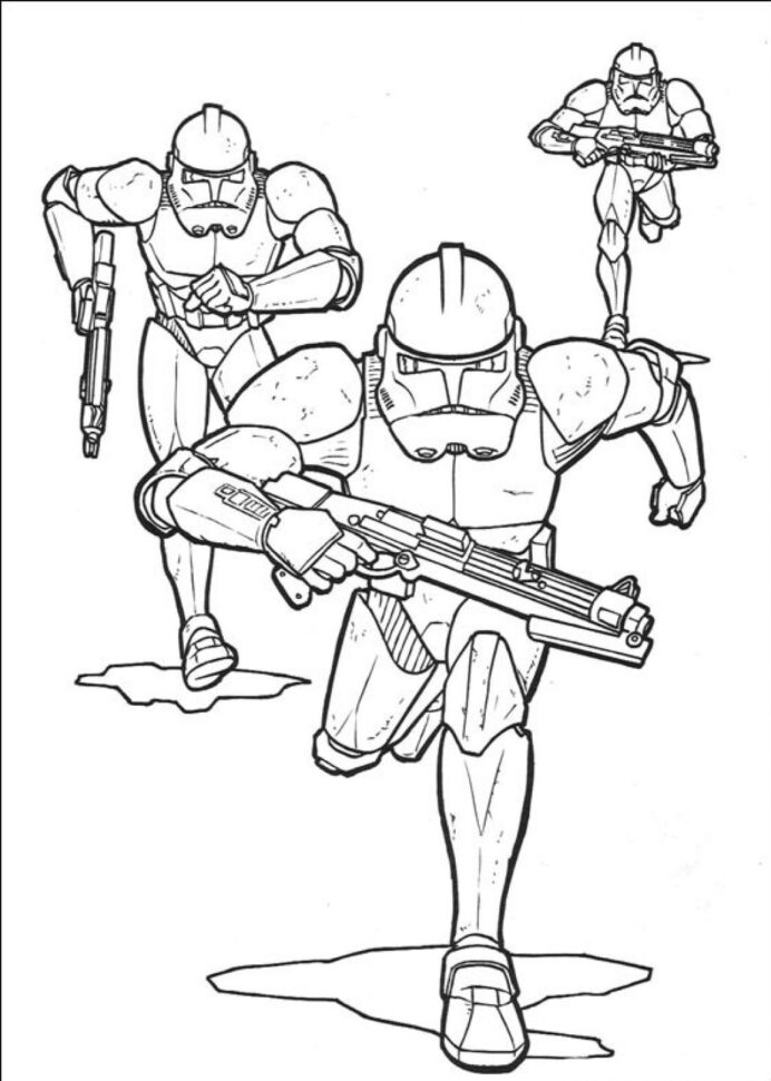 star wars coloring free printable stormtroopers freeze drawing thanksgiving colring coloring pages Star Wars Coloring Page