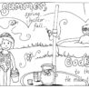 summer coloring for kids print them all free seasons new years of street geomantric coloring pages Summer Coloring Page