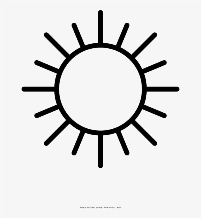 sun coloring ultra pictures outline transparent 1000x1000 free on nicepng dome zoo coloring pages Sun Coloring Page