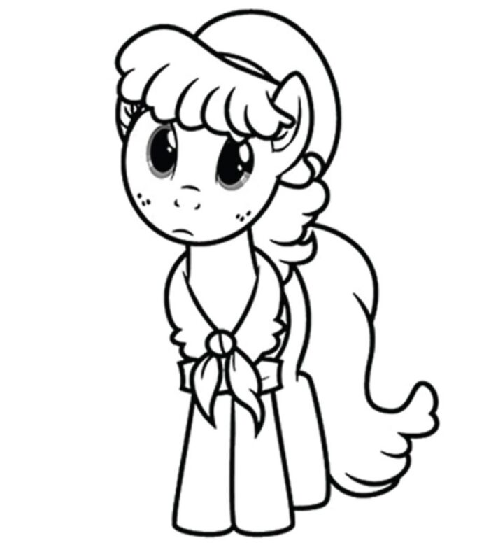 top my little pony coloring your toddler to color 910x1024 sketch markers printable irish coloring pages Pony Coloring Page
