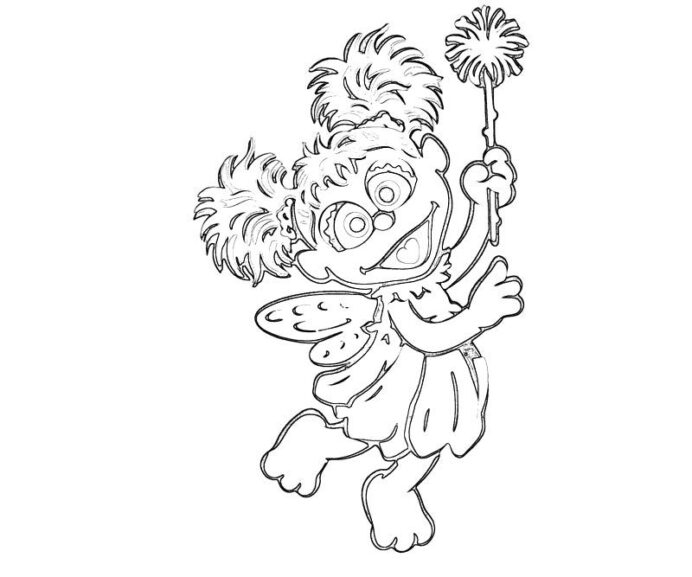 abby cadabby coloring for kids and adults home mtlgx5xzc moana sheet mandala to color coloring pages Abby Cadabby Coloring Page