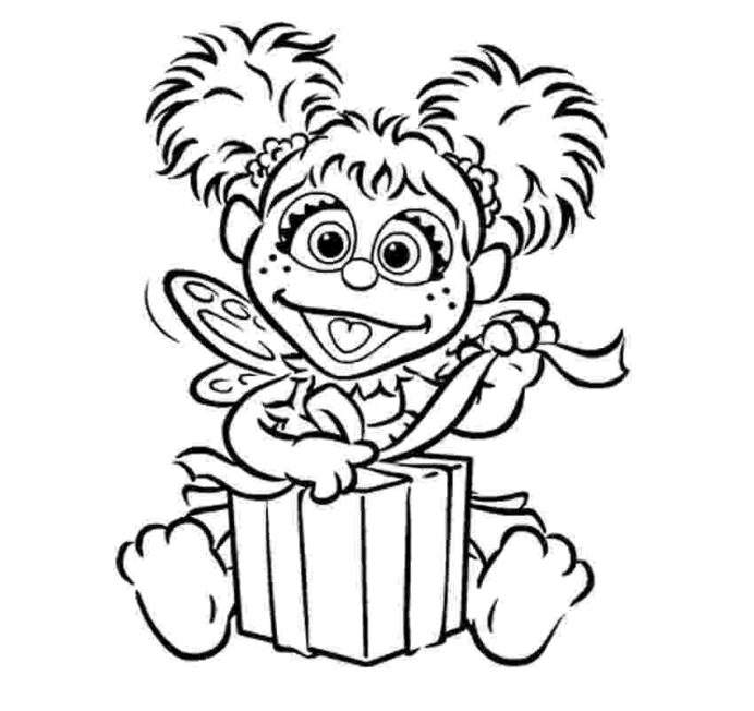 abby cadabby coloring free on library wecoloringpage school sighn shark printout color coloring pages Abby Cadabby Coloring Page