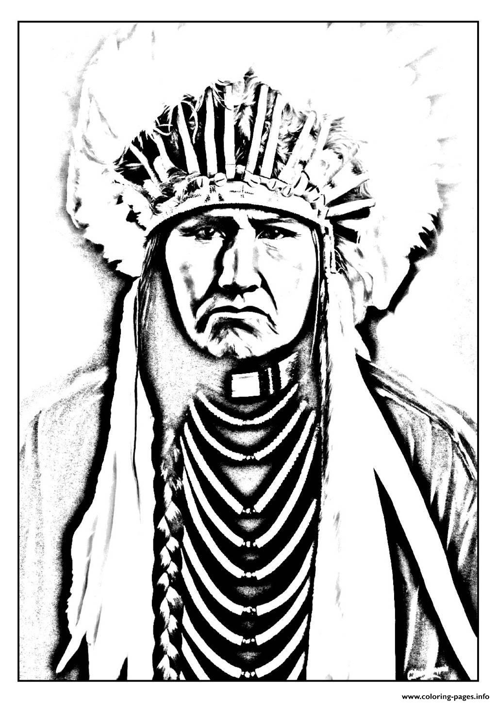 adult native indian coloring printable free 1451454259adult skeleton label printout give coloring pages Free Printable Native American Coloring Pages
