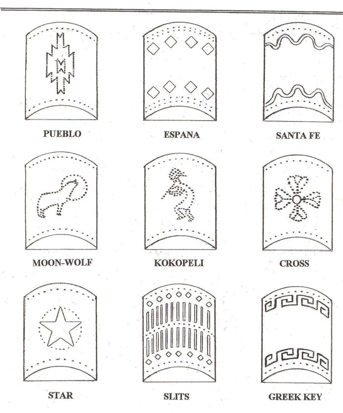 alchemy punched metal lighting tin can lanterns art printable punch patterns free coloring pages Printable Tin Punch Patterns Free