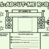 all about robot fill in poster worksheets printables scholastic parents free printable coloring pages Free Printable All About Me Posters