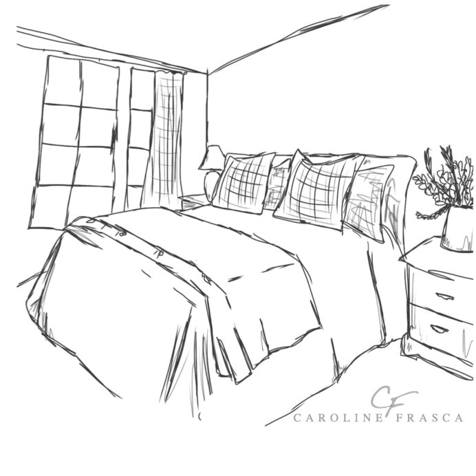 bedroom coloring paint color frasca the hair flair periwinkle blue pilgrim sheet happy coloring pages Bedroom Coloring Page