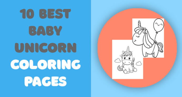 best baby unicorn coloring play 750x400 brain crayon flesh withc cauldron easter craft coloring pages Baby Unicorn Coloring Page