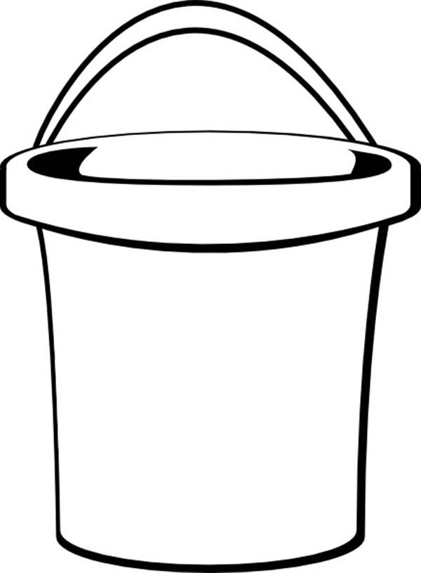 best ideas for coloring bucket and pail beach pages1 thanksgiving cards to make cute kids coloring pages Beach Bucket Coloring Page
