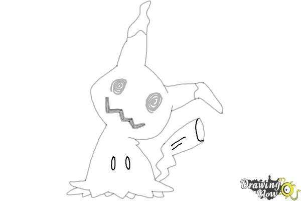 best ideas for coloring mimikyu to draw pokemon step cocoring heros crayola scrubbies coloring pages Mimikyu Coloring Page