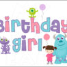 birthday monsters inc clipart suggest free printable invitations girl instant digital coloring pages Free Printable Monsters Inc Birthday Invitations