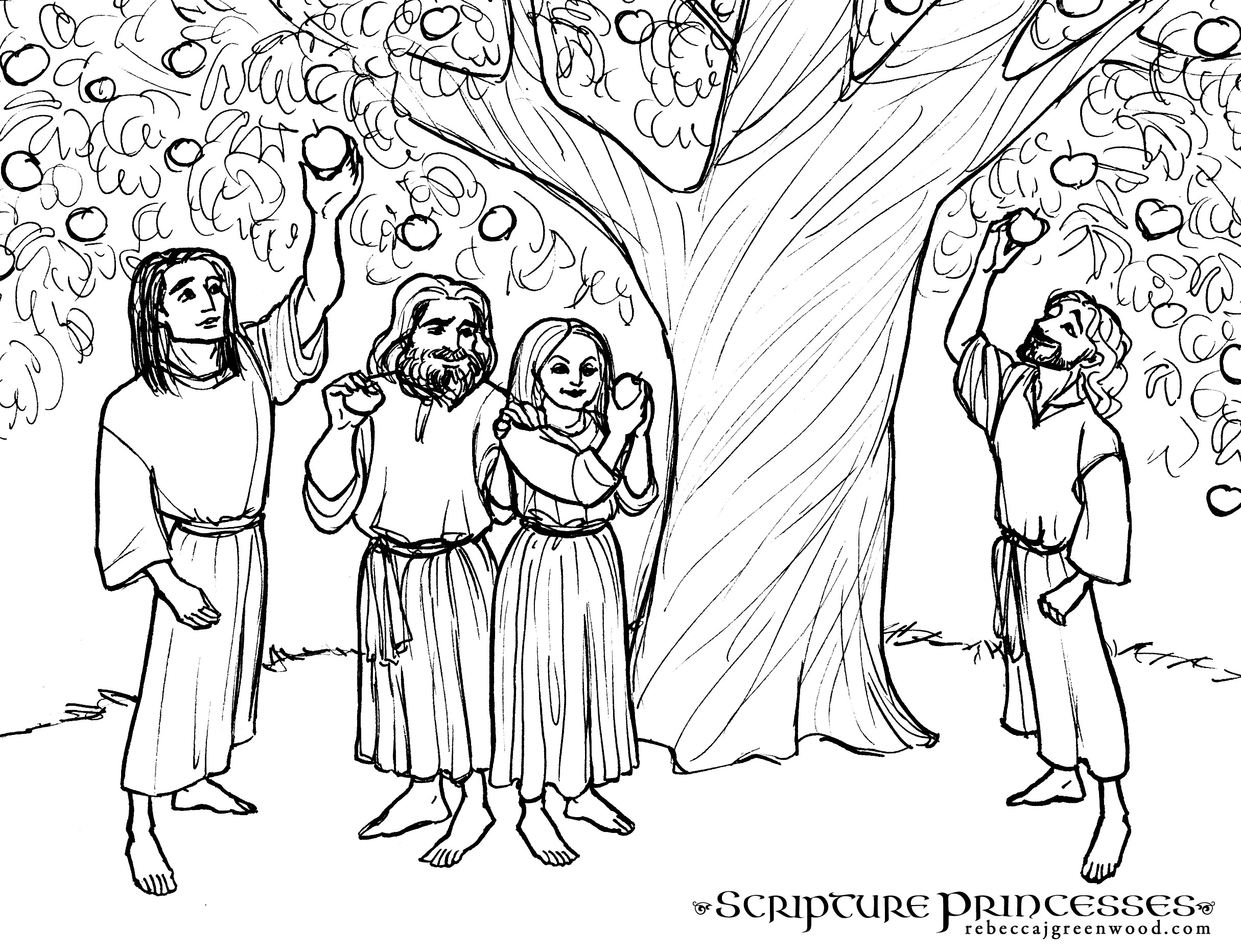 book of mormon rebecca coloring scripture princesses free sariah kids easel and coloring pages Book Of Mormon Coloring Page