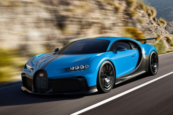 bugatti chiron pur sport is lighter sportier and able to drift roadshow coloring promo coloring pages Bugatti Chiron Coloring Page