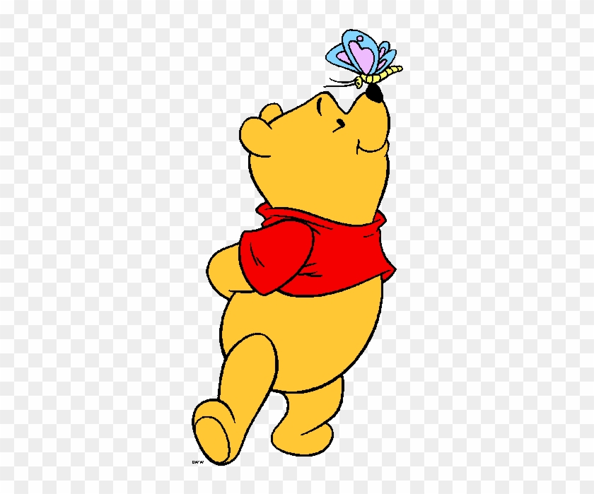 butterfly clipart winnie the pooh coloring free transparent images whinnie heart with coloring pages Whinnie The Pooh Coloring Page