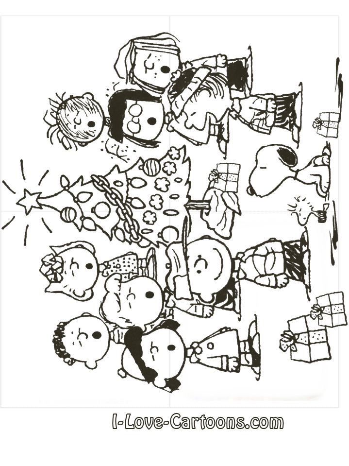 charlie christmas coloring home 9tpbbygxc paper plate pumpkin mask swimmy sheet rex for coloring pages Charlie Brown Christmas Coloring Page