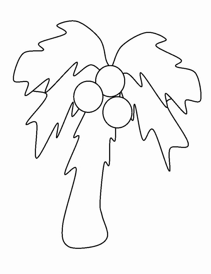 chicka boom coloring best of playdough mat cop in tree yeti pics for kids to color coloring pages Chicka Chicka Boom Boom Tree Coloring Page