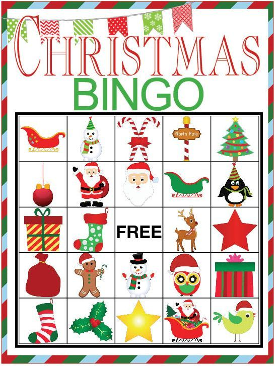 christmas bingo printable game design dazzle budget gifts free cards for large groups coloring pages Free Printable Christmas Bingo Cards For Large Groups