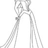 coloring ideas whitesbelfast princess free printable awesome art lessons chracter coloring pages Aurora Coloring Page